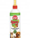 Besk spray - hunden ska inte slicka eller bita